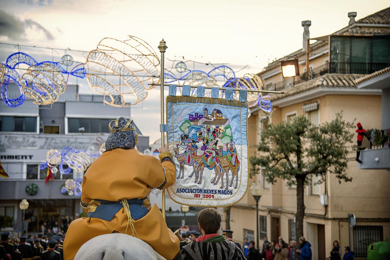 ANTONIO MARTÍNEZ VILAPLANA serà l'Herald de ses Majestats el 4 de Gener de 2018 / ANTONIO MARTÍNEZ VILAPLANA será el Heraldo de sus Majestades el 4 de Enero de 2018