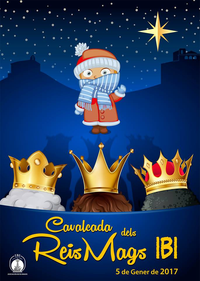 Vídeo de la Cavalcada de Reis Mags 2017 d'Ibi / Vídeo de la Cabalgata de Reyes Magos 2017 de Ibi