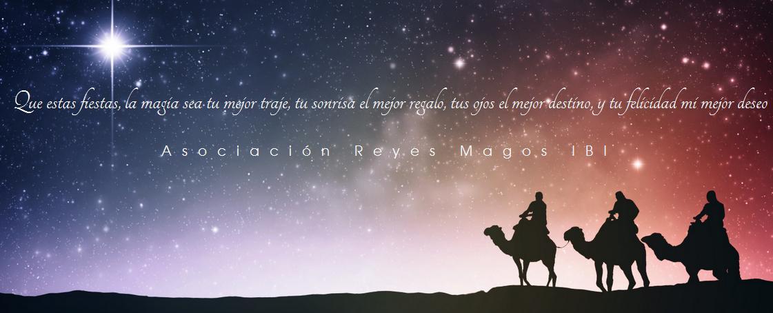 Nova web de l'Associació Reis Mags d'Ibi / Nueva web de la Asociación Reyes Magos de Ibi